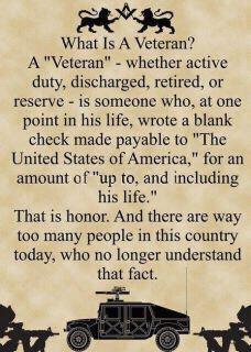 Veteran                                                                                                                                                     More