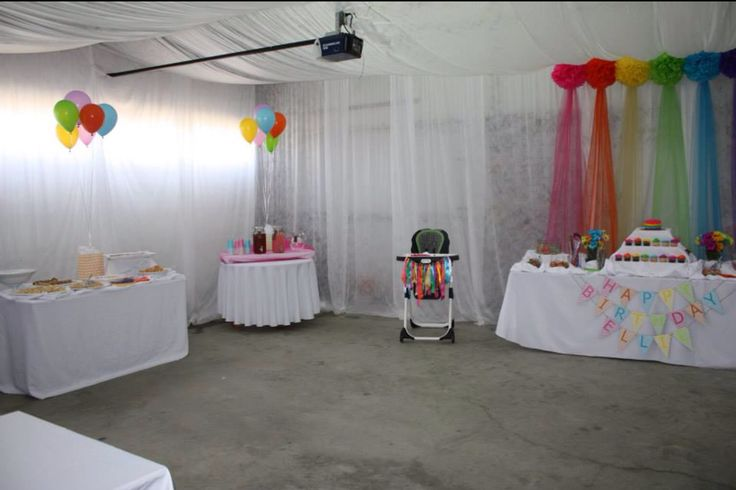 Using Garage For Party : Best images about garage birthday party on pinterest