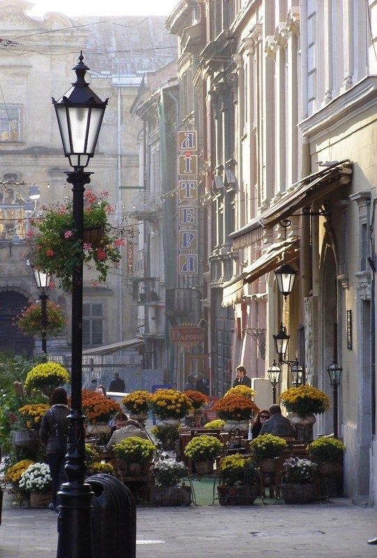 romantic London