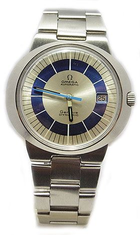 OMEGA DYNAMIC AUTOMATIC DATE STAINLESS STEEL AND BRACELET CIRCA 1973