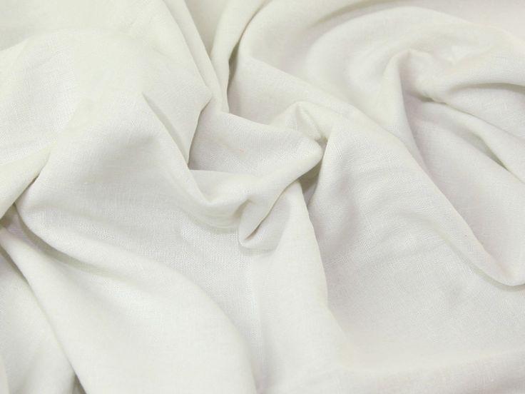 Linen & Viscose Blend Dress Fabric | Fabric | Dress Fabrics | Minerva Crafts