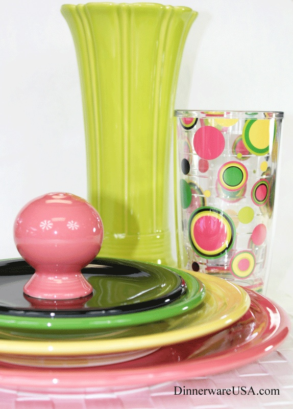 Dinnerware Flamingo Fiesta Pictures - Our Favorite Fiestaware Pics from Photo Shoot  sc 1 st  Pinterest & 946 best fiesta images on Pinterest | Fiesta ware Homer laughlin ...