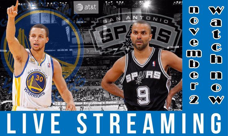 Golden State Warriors vs San Antonio Spurs Tickets & Live Stream