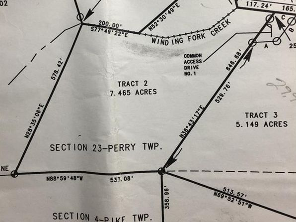 View 1 photos of this $19,900, vacant land zoned 7.46 ac lot located at 33557 County Road 383, Warsaw, OH 43844. MLS # 3867234. Wow! Over 7 acres priced to s...