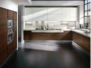 Descarregue o catálogo e solicite preços de Elektra new classic By ernestomeda, cozinha de nogueira design Pietro Arosio, Coleção elektra
