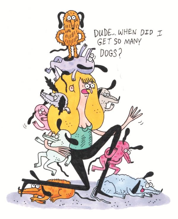 Dogster Chats With Cartoon Creator and Dog Lover Jay Howell