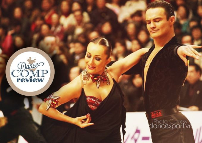 Dance Connection In International Latin With Alexey Silde - Dance Comp Review