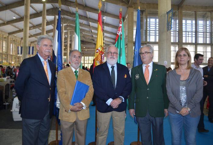 Sociedad Canina de Andalucía Occidental EXPOSICIONES CANINAS DE JEREZ DE LA FRONTERA 2014