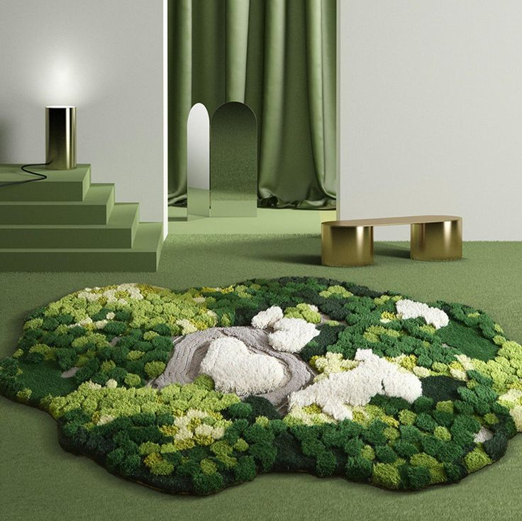 Living Room Mats, Living Room Carpet, Bear Rug, Office Bathroom, Fibre And Fabric, Tired Feet, Abstract Flowers, Deep Cleaning, Indoor Garden