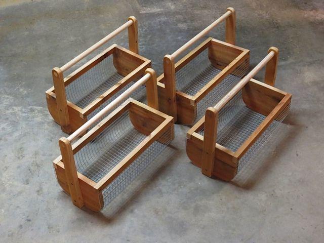 17 Best ideas about Garden Basket on Pinterest Vegetable basket
