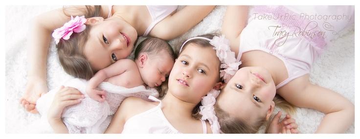 Siblings...# 4 is baby boy