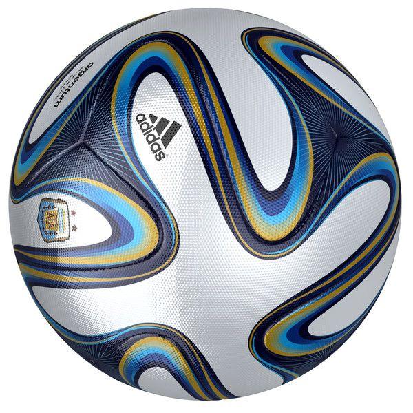 Soccer balls adidas and nike
