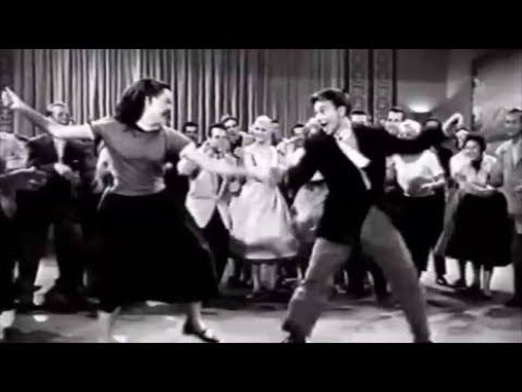 Elvis Presley - ( Let Me Be Your) Teddy Bear (1957) HQ