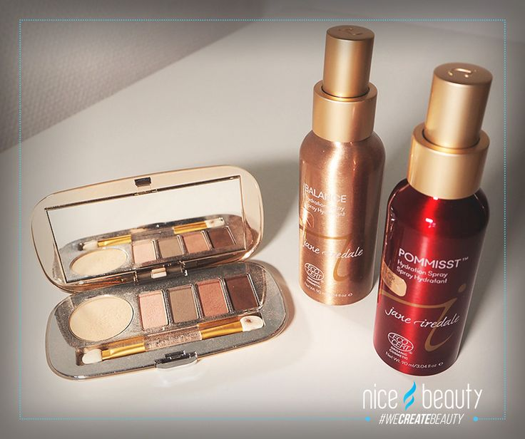 Jane Iredale test- Luxury Make up!