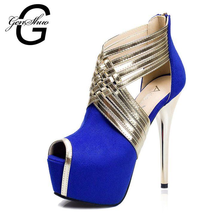 Arquivo Sapatos Femininos Salto Alto - alishoppbrasil