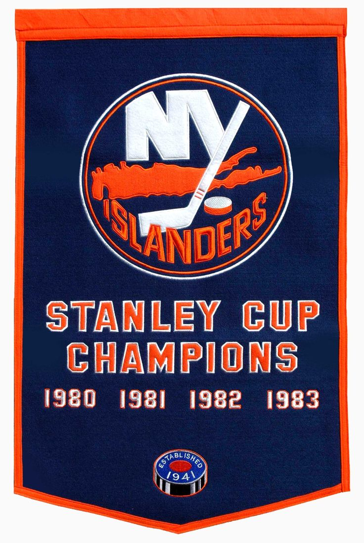 The New York Islanders are a professional ice hockey team based in Uniondale, New York. They are members of the Atlantic Division of the Eastern Conference of the National Hockey League. I followed them from their inception with  Al Abour, Bill Torrey..to their 1st Stanley Cup Win.. great fun..