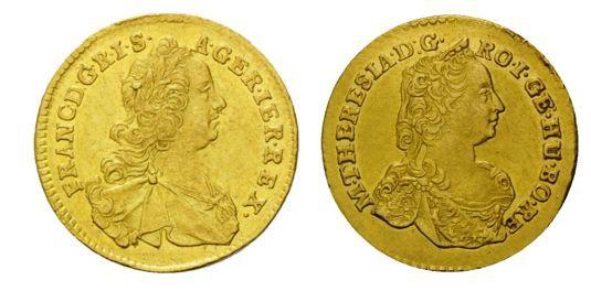 Zriedkavé numizmaty z čias Márie Terézie uvidíte na unikátnej výstave na Bratislavskom hrade! - pokladnica-minci.sk