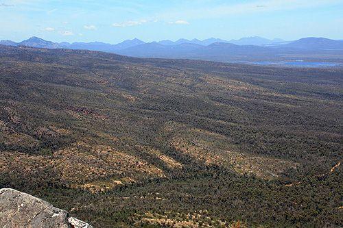 Victoria Valley, Australia.