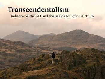the american concept of transcendentalism Transcendentalism is an american literary, political, and philosophical movement of the early nineteenth century, centered around ralph waldo emerson other important transcendentalists were henry david thoreau, margaret fuller, amos bronson alcott, frederic henry hedge, and theodore parker.