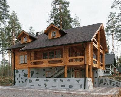 71 best casas prefabricadas images on pinterest - Construir casa prefabricada ...