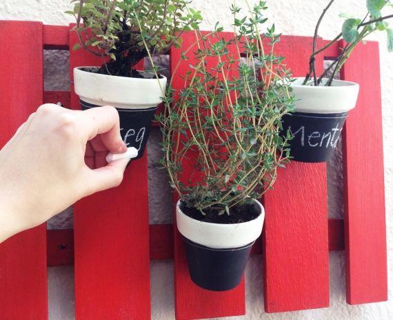 más de 25 ideas increíbles sobre soportes de madera para plantas