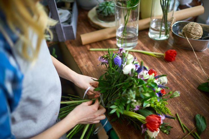 How to Grow an Organic Cut Flower Garden   Nature's Path