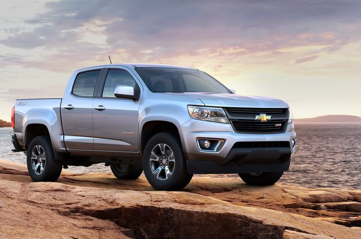 2015 Chevrolet Colorado Z71 my dream