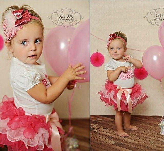 >> Click to Buy << 2016 Summer 2 Pcs Baby Girl Set Birthday Printed T Shirt + Tulle Ruffle Tutu Skirt Infant Toddler Outfits Faldas Jupe Saia #Affiliate