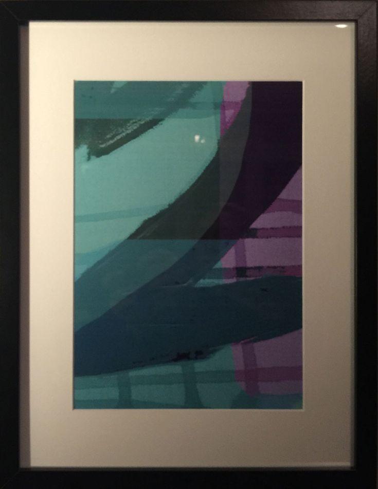 Rachel Hollington Digital Print – Framed 9 | Dogsaunt Art