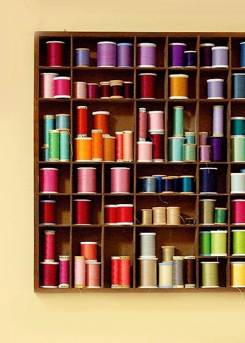 ASG in the SLC: Creative Thread Storage & Organization