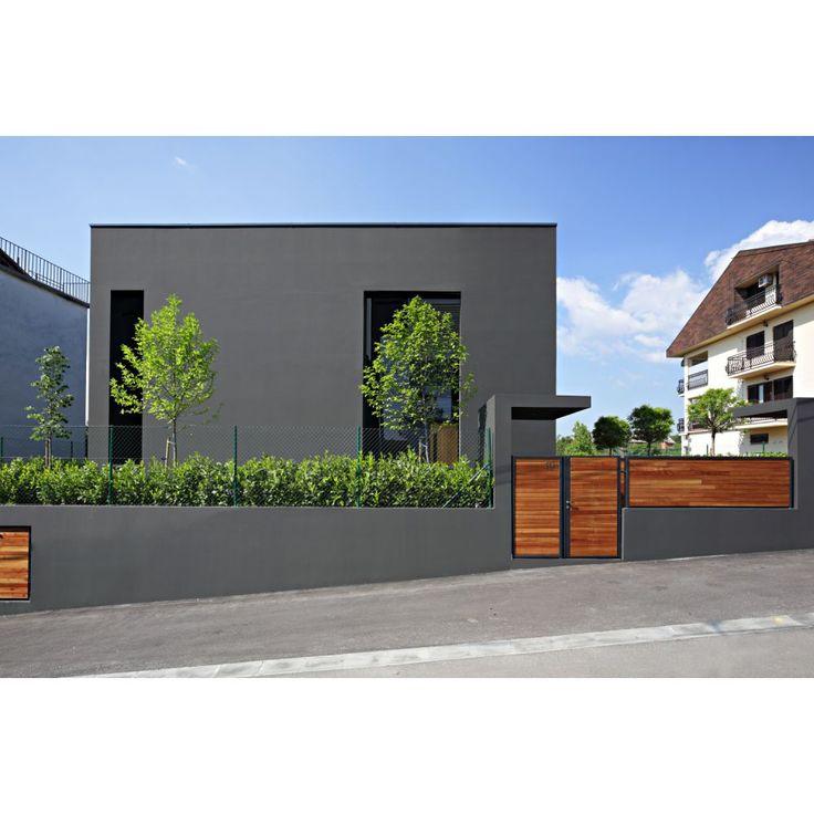 Black Houses on Bukovac Street - Dva Arhitekta