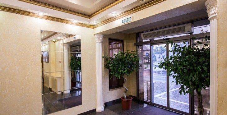 Отель (Гостиница) Корона,г.Краснодар
