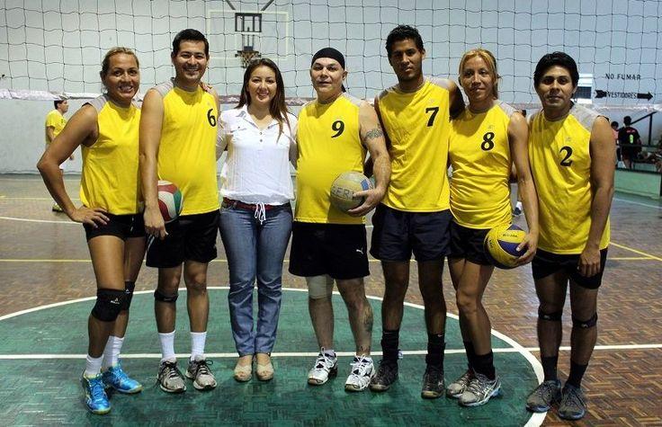 Arranca 5to Aniversario del Tour de Voleibol de Sala Gay