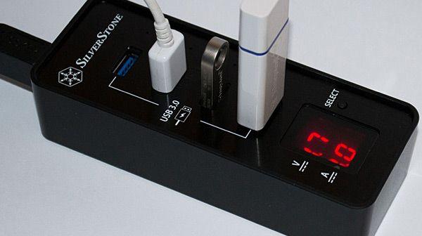 SilverStone EP03 USB Hub Review
