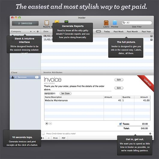 The Best Mac Invoice Apps