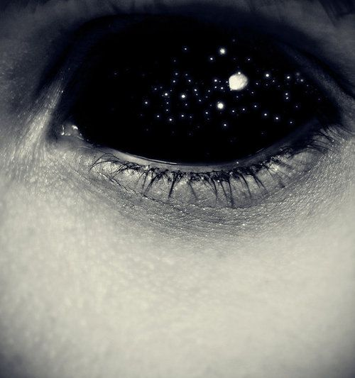 """Look in my eyes. Get a little Star Struck. Get a little insane..."""
