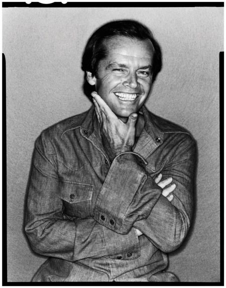 Jack Nicholson by David Bailey, 1978 Photo David Bailey