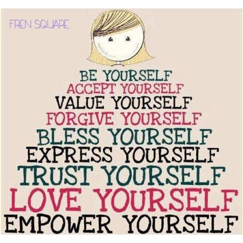 "Fren Square: You are ""Yourself"" ..."
