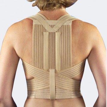 Supporto spalle elastico per postura