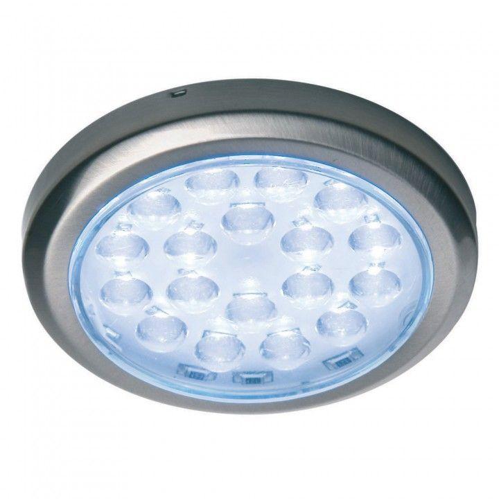 Hafele Surface Mounted LED Puck Lights, Round Surface Mount Puck Light