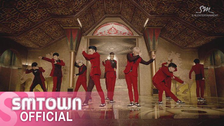 Super Junior 슈퍼주니어_MAMACITA(아야야)_Music Video quên lưu bài mất cmn cái bài dịch rồi đời như cục cức heo