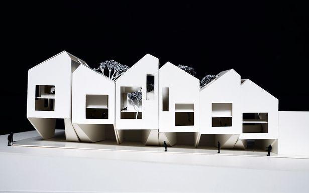 Bondi Beach Houses | James Seung Hwan Kim | Archinect