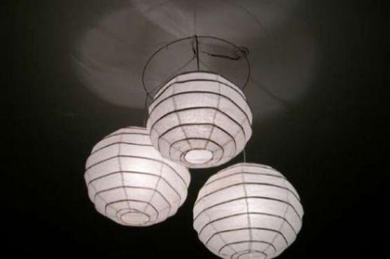 Come realizzare delle lanterne cinesi di carta fai da te