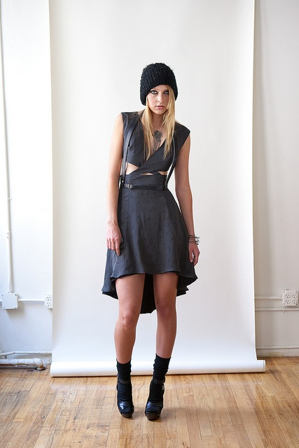 Signe Dress 6164    Vain & Vapid Summer 2011  Photography: Alana Davis  Styling: Talia Shulze  Make Up: Nicole Rivera  Model: Arianna of Emmanuel New York Models