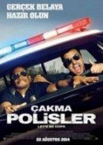 ÇAKMA POLİSLER – LET'S BE COPS 2014 / İki komik arkadaşın başına gelen polisiye olaylar. Kahkaha Tufanı