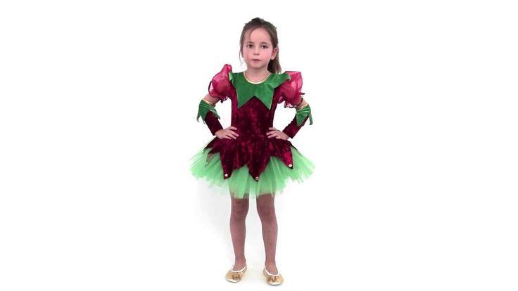Noel Kız Kostümü videosu