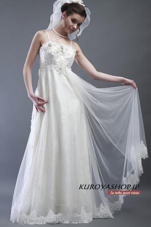 KSCM03,結婚ドレス,エンパイア