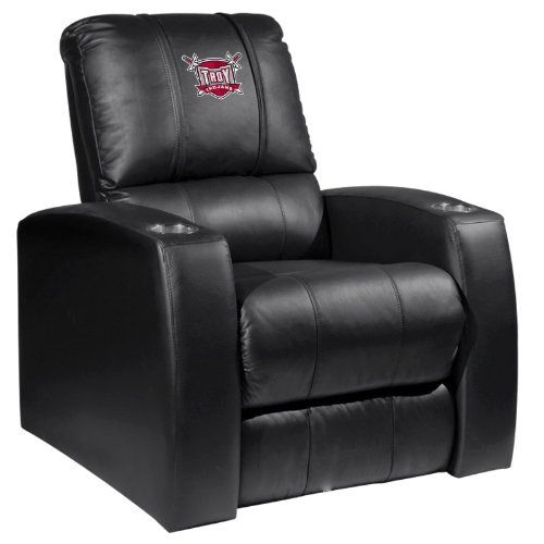 Home Theate Recliner with Troy University Trojans