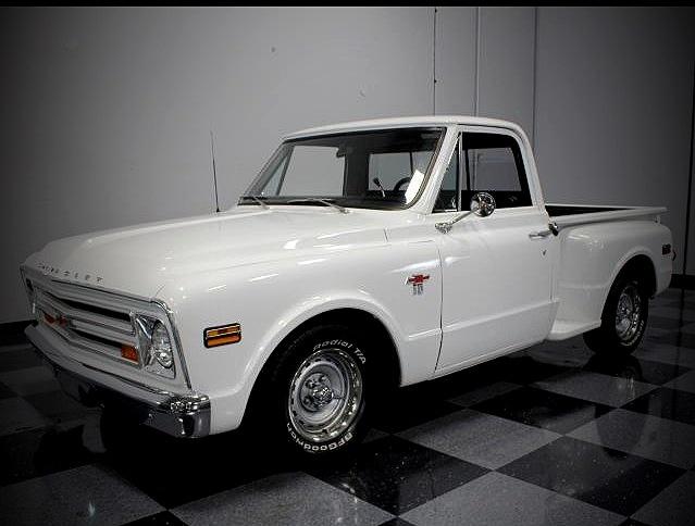 68 Chevy C10 Classic Trucks Pinterest