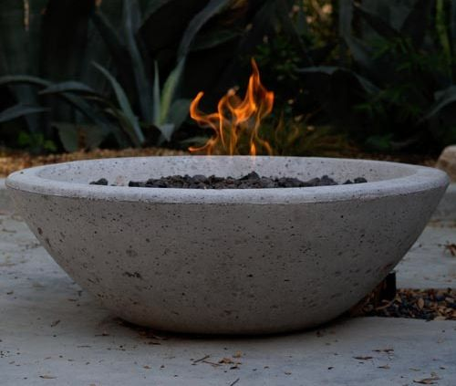 better then a bbq - wok fire pit  from Potted